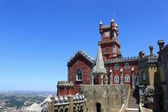 Palácio de Pena Imagem de Stock