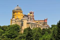 Palácio de Pena Foto de Stock