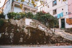 Palácio de Pena ao lado de Lisboa Fotografia de Stock Royalty Free