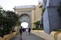 Palácio de Pena, Portugal Imagem de Stock Royalty Free