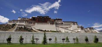 Palácio de Potala Foto de Stock Royalty Free