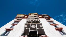 Palácio de Potala Imagem de Stock