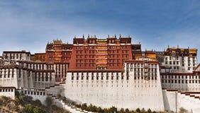 Palácio de Potala Imagens de Stock