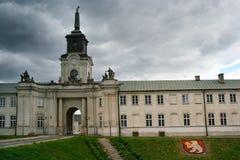 Palácio de Radzyn Podlaski foto de stock royalty free