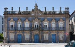 Palácio de Raio Imagens de Stock