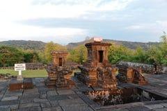 Palácio de Ratu Boko Imagens de Stock