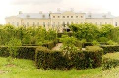 Palácio de Rundale em Latvia Foto de Stock Royalty Free