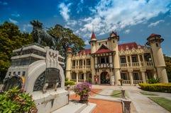 Palácio de Sanam Chan Fotografia de Stock