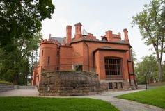 Palácio de Sangaste Fotografia de Stock Royalty Free