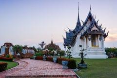 Palácio de Sanphet Prasat fotografia de stock