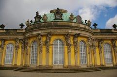Palácio de Sanssouci Fotos de Stock Royalty Free
