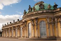 Palácio de Sanssouci Imagens de Stock Royalty Free