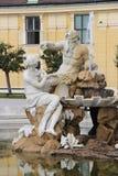 Palácio de Schönbrunn - Viena - Áustria imagem de stock
