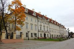 Palácio de Schaffgotsch Foto de Stock