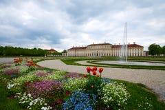 Palácio de Schleissheim Imagens de Stock