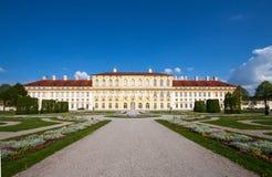 Palácio de Schleissheim Imagem de Stock