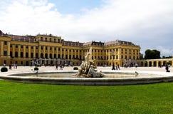 Palácio de Schoenbrunn Imagens de Stock Royalty Free