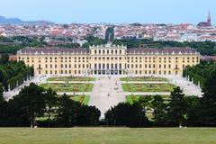 Palácio de Schonbrunn Imagem de Stock Royalty Free