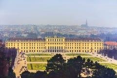 Palácio de Schonbrunn Fotografia de Stock