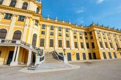 Palácio de Schonbrunn em Viena fotografia de stock royalty free