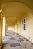 Palácio de Schonbrunn, residência imperial do verão situada em Viena, Áustria imagem de stock