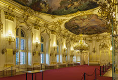 Palácio de Schonbrunn, Viena Fotografia de Stock
