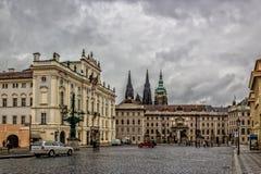 Palácio de Schwarzenberg Fotos de Stock