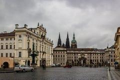 Palácio de Schwarzenberg Foto de Stock