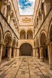 Palácio de Spongia Foto de Stock