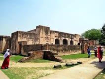 Palácio de Takhana, Bangladesh fotografia de stock royalty free