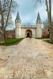 Palácio de Topkapi, Istambul. fotografia de stock royalty free