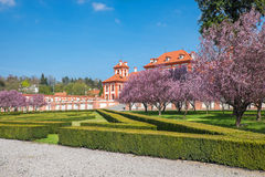 Palácio de Troja em Praga Imagens de Stock Royalty Free