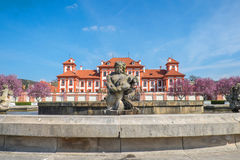 Palácio de Troja em Praga Imagens de Stock