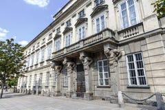 Palácio de Tyszkiewicz no _de Varsóvia Fotos de Stock