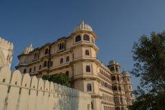 Palácio de Udaipur Imagem de Stock Royalty Free