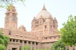 Palácio de Ummed Fotografia de Stock