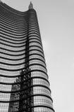 Palácio de Unicredit em Milão Fotos de Stock Royalty Free