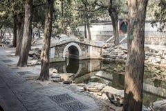 Palácio de verão, Beijing, China Fotos de Stock