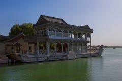 Palácio de verão e jardim imperial no Pequim Fotos de Stock Royalty Free