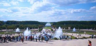 Palácio de Versalhes fotografia de stock royalty free