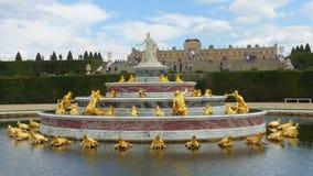 palácio de Versalhes, Paris, france, 4k filme