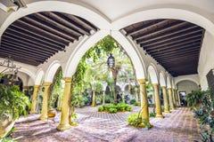 Palácio de Viana de Córdova, Espanha Fotografia de Stock Royalty Free