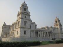 Palácio de Victoria - kolkata (india) Imagens de Stock