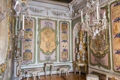 Palácio de visita de Eggenberg em Graz, capital de Styria Foto de Stock