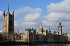 Palácio de Westminster Fotos de Stock