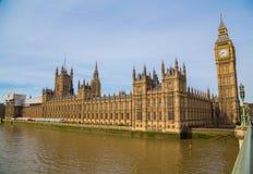 Palácio de Westminster Fotografia de Stock