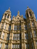 Palácio de Westminster Londres Fotos de Stock Royalty Free