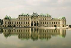 Palácio do Belvedere Fotografia de Stock Royalty Free