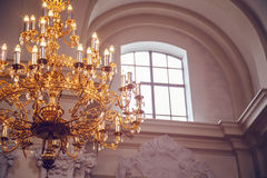 Palácio do candelabro Foto de Stock Royalty Free