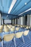Palácio do congresso, interior Imagem de Stock Royalty Free